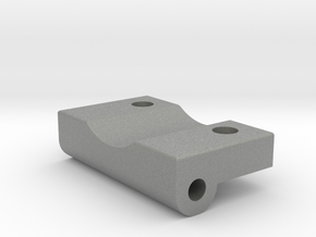 A Arm Mount - Same as Traxxas 2797 in Gray Professional Plastic