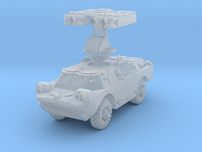 BRDM 2 AT Gaskin scale 1/160 in Smooth Fine Detail Plastic