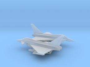 Eurofighter EF-2000 Typhoon in Smooth Fine Detail Plastic: 1:350