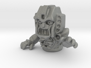 """""""Screamer"""" 1"""" Ghost for EctoTron  in Gray PA12"""