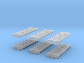 Kushan Cryotrays (6) in Smooth Fine Detail Plastic