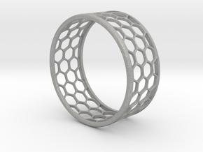 Hexagonal Ring in Aluminum: 1.75 / -
