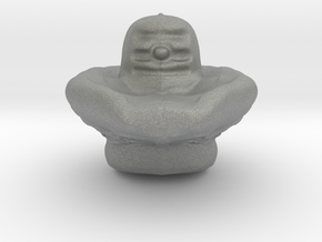 Shiva Lingam Sculptris Large in Gray Professional Plastic
