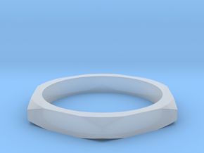 nut ring size 8 in Smoothest Fine Detail Plastic