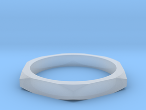 nut ring size 8.5 in Smoothest Fine Detail Plastic