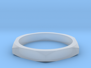 nut ring size 13 in Smoothest Fine Detail Plastic