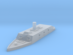 1/1000 CSS Arkansas in Smooth Fine Detail Plastic