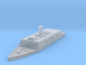 1/1200 CSS Arkansas in Smooth Fine Detail Plastic