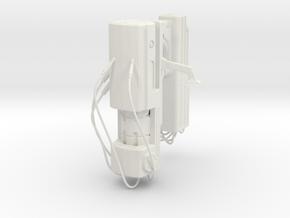 1/6 Gantz Z Gun in White Natural Versatile Plastic