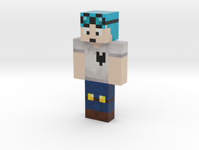 DanTDM | Minecraft toy in Natural Full Color Sandstone