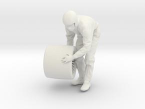 Printle C Homme 2492 - 1/24 - wob in White Natural Versatile Plastic