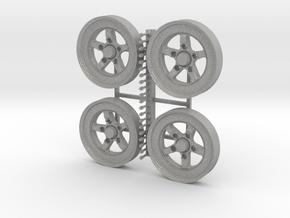 S71 Wheels #3 in Aluminum