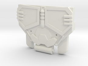 RID Small Optimus Chest for CW Hotspot in White Natural Versatile Plastic