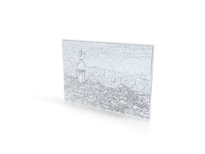 Brayden2 in White Natural Versatile Plastic