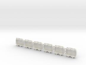A-1-87-pechot-bogies-1a in White Natural Versatile Plastic
