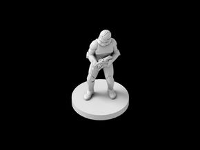 (IA) Clonetrooper Phase 2 2 in Smooth Fine Detail Plastic