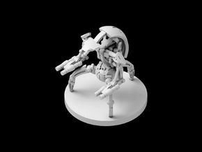 (IA) Droideka in Smooth Fine Detail Plastic