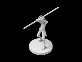 (IA) Eighth Brother in Smooth Fine Detail Plastic