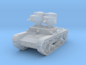 T 26 A Tank scale 1/144 in Smooth Fine Detail Plastic