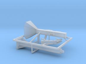 1 zu 35 Rocketlauncher in Smooth Fine Detail Plastic