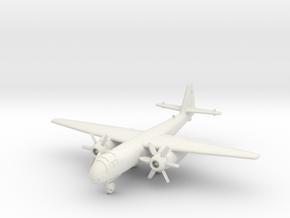 (1:144) Arado Ar 234 PTL (DB021) (Wheels down) in White Natural Versatile Plastic