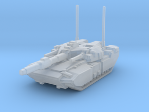 Halebard Main Assault Tank in Smooth Fine Detail Plastic