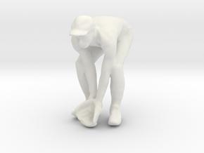 Printle C Homme 2474 - 1/24 - wob in White Natural Versatile Plastic