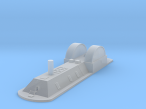 1/1000 CSS Baltic in Smooth Fine Detail Plastic