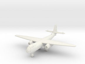 (1:144) Arado Ar 234 D-2 (Wheels down) in White Natural Versatile Plastic