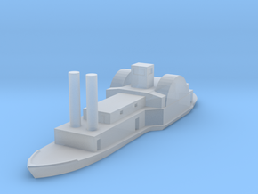 1/1200 USS/CSS General Sterling Price in Smooth Fine Detail Plastic