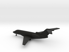 Hawker Beechcraft 4000 Horizon in Black Natural Versatile Plastic: 6mm