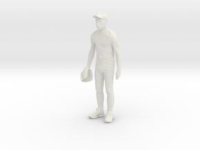Printle C Homme 2503 - 1/24 - wob in White Natural Versatile Plastic