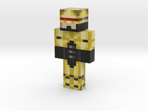 Lowrpm | Minecraft toy in Natural Full Color Sandstone