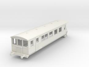 o-76-drewry-motor-composite-coach in White Natural Versatile Plastic