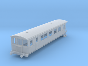 o-148fs-drewry-motor-composite-coach in Smooth Fine Detail Plastic