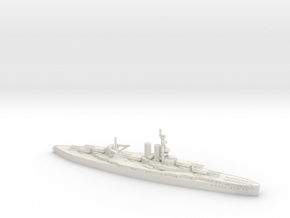 HMS Erin 1/1250 in White Natural Versatile Plastic