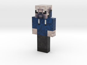 Aannddrroo   Minecraft toy in Natural Full Color Sandstone