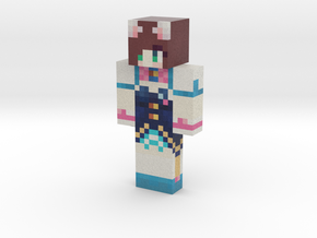 harmonydoes | Minecraft toy in Natural Full Color Sandstone