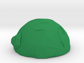 ! - Mountain Planet  in Green Processed Versatile Plastic