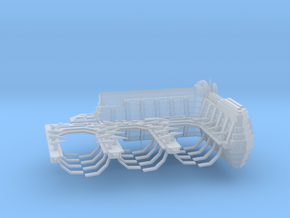 ! - Navy Frigate Shipyard in Smooth Fine Detail Plastic