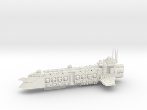Rogue Trader Capital - Variation x2 Cannon  in White Natural Versatile Plastic