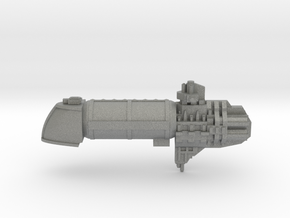 Escort Liquid / Gas Container  in Gray PA12