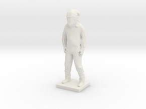 Printle C Homme 1635 - 1/24 in White Natural Versatile Plastic