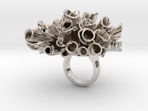 Binoths - Bjou Designs in Rhodium Plated Brass