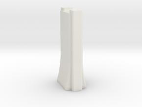 Sompo Japan Building - Tokyo (1:4000) in White Natural Versatile Plastic