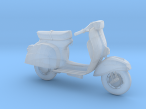 Printle Thing Vespa 01 - 1/50 in Smooth Fine Detail Plastic