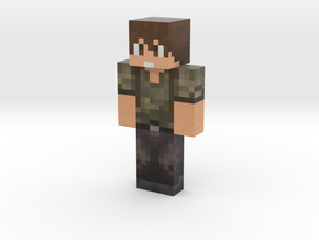 oceane12b | Minecraft toy in Natural Full Color Sandstone