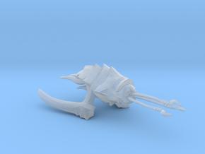 Kraken Beastship - Concept B in Smooth Fine Detail Plastic