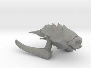 Kraken Beastship - Concept A  in Gray PA12