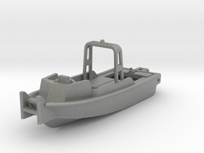 MKII Bridge Erection Boat in Gray Professional Plastic: 1:144